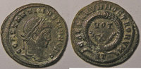 CRISPUS (316-326)  Monnaie romaine, empereur, Crispus, Crispe, Centenionalis,  R/ CAESARVM NOSTRORVM VOT X, 2.83 Grs, Cohen: 38