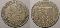 Duch de Lorraine  Monnaie Lorraine, duch de Lorraine, Charles IV (1661-1670), Teston 1667, Flon P 715