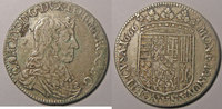 Duch de Lorraine  Monnaie Lorraine, duch de Lorraine, Charles IV (1661-1670), Teston 1666, Flon P 715