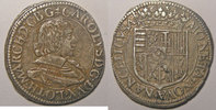 Duch de Lorraine  Monnaie Lorraine, duch de Lorraine, Charles IV (1625-1634),  Teston 1632, Flon P702 n 17
