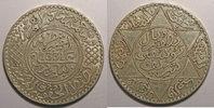 1913 Marokko Monnaie étrangère, Maroc, Morocco, 1/2 Rial 1913 TTB, Y# ... 60,00 EUR  zzgl. 7,00 EUR Versand