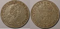 1643 A LOUIS XIII (1610-1643) Monnaie royale, Louis XIII, 1/4 Ecu 1643... 300,00 EUR Gratis verzending