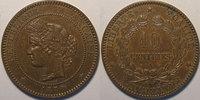 1870 A 10 Centimes Monnaie Française, Cérès, 10 Centimes 1870 A Paris,... 70,00 EUR  Excl. 7,00 EUR Verzending