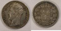 1826 A 1/2 Franc Monnaie française, Charles X, 1/2 franc, 1826 A   Par... 195,00 EUR  Excl. 7,00 EUR Verzending
