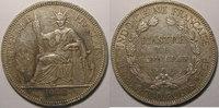 1903 Indochine Monnaie étrangère, Indochine, Indochina, 1 Piastre 1903... 70,00 EUR  zzgl. 7,00 EUR Versand