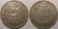 1903 Indochine Monnaie étrangère, Indochine, Indochina, 1 Piastre 1903... 70,00 EUR  Excl. 7,00 EUR Verzending