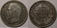 1858 A 50 Centimes Monnaie Française, Napoléon III, 50 Centimes 1858 A... 160,00 EUR  Excl. 7,00 EUR Verzending