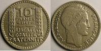1946 B 10 Francs Monnaie française, Turin, 10 francs, 1946 B Rameaux l... 65,00 EUR  Excl. 7,00 EUR Verzending