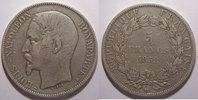 1852 BB 5 Francs Monnaie française, Napoléon III, 5 francs 1852 BB Str... 750,00 EUR Gratis verzending