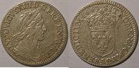 1643 A LOUIS XIII (1610-1643) Monnaie royale, Louis XIII, 1/12 Ecu 164... 120,00 EUR  Excl. 7,00 EUR Verzending