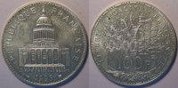 1995 100 Francs France, Panthéon, 100 Francs 1995 SUP, KM# 951.1 vz  180,00 EUR  zzgl. 7,00 EUR Versand