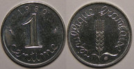 1980 1 Centime France, Epi, 1 Centime 1980 SPL, KM# 928 vz+  7,50 EUR