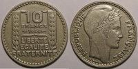1946 B 10 Francs Monnaie française, Turin, 10 francs 1946 B Rameaux lo... 50,00 EUR