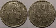 1946 10 Francs Monnaie française, Turin, 10 francs, 1946 Rameaux longs... 450,00 EUR Gratis verzending