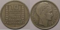 1946 B 10 Francs Monnaie française, Turin, 10 Francs 1946 B Rameaux Lo... 50,00 EUR  zzgl. 7,00 EUR Versand