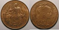 1921 10 Centimes France, Dupuis, 10 Centimes 1921 SUP, Gad: 277 vz  120,00 EUR  zzgl. 7,00 EUR Versand
