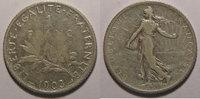1903 TB 1 Franc France, Semeuse, 1 Franc 1903 TB+, Gad: 467 s+  80,00 EUR  zzgl. 7,00 EUR Versand