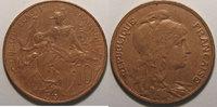 1913 10 Centimes France, Dupuis, 10 Centimes 1913 SUP, Gad: 277 vz  15,00 EUR  zzgl. 7,00 EUR Versand