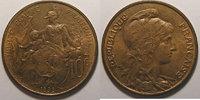 1898 10 Centimes France, Dupuis, 10 Centimes 1898 SUP, Gad: 277 vz  30,00 EUR  zzgl. 7,00 EUR Versand
