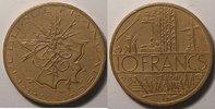 1985 10 Francs Monnaie française, Mathieu, 10 Francs 1985 TTB+ tranche... 15,00 EUR  zzgl. 7,00 EUR Versand