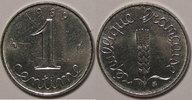 1989 1 Centime Monnaie française, Epi, 1 Centime 1989 SUP+, KM# 928 vz+  3,00 EUR  zzgl. 7,00 EUR Versand