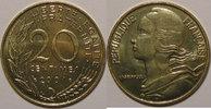 2001 20 Centimes Monnaie française, Marianne, 20 Centimes 2001 SPL, KM... 5,50 EUR  zzgl. 7,00 EUR Versand
