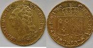 1786 BB LOUIS XVI (1774-1792) Louis d'or à la tête nue 1786 BB Strasbo... 850,00 EUR kostenloser Versand
