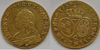 1739 Q LOUIS XV (1715-1774) Louis XV, Louis d'or aux lunettes 1739 Q P... 875,00 EUR Gratis verzending