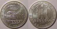 2008 Saint Marin Monnaies Euros, San Marino, 5 Euro 2008, SPL vz+  18,00 EUR  zzgl. 7,00 EUR Versand