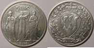 2003 Saint Marin Monnaies Euros, San Marino, 5 Euro 2003, SPL vz+  18,00 EUR  zzgl. 7,00 EUR Versand