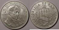 2004 Saint Marin Monnaies Euros, San Marino, 5 Euro 2004, SPL vz+  18,00 EUR  zzgl. 7,00 EUR Versand