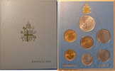 1987 Vatikanstadt Vatican, Jean-Paul II, Coffret 1987 SUP+ vz+  38,00 EUR  zzgl. 7,00 EUR Versand