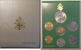 1989 Vatikanstadt Vatican, Jean-Paul II, Coffret 1989  SUP+ vz+  38,00 EUR  zzgl. 7,00 EUR Versand
