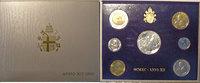 1990 Vatikanstadt Vatican, Jean-Paul II, Coffret 1990 SUP+ vz+  45,00 EUR  zzgl. 7,00 EUR Versand