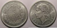 1945 C 5 Francs France, Lavrillier Alu, 5 Francs 1945C, SUP, Gad: 766 vz  70,00 EUR  zzgl. 7,00 EUR Versand