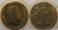 1982 Monaco Monaco, 10 Centimes 1982, FDC, Gad# 146 st  8,00 EUR  zzgl. 7,00 EUR Versand