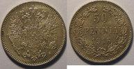 1916 Finnland Finlande , Finland, 50 Penniä 1916 s, SUP/SUP+, KM# 2.2 ... 10,00 EUR  zzgl. 7,00 EUR Versand