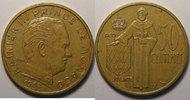 1962 Monaco Monaco, 50 Centimes 1962, TB+/TTB, Gad# 148 s+  10,00 EUR  zzgl. 7,00 EUR Versand
