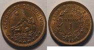 1951 H Bolivien Bolivie, 1 Boliviano 1951 H, SUP+/SPL, KM# 184 vz+  6,00 EUR  zzgl. 7,00 EUR Versand