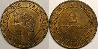 1894 A 2 Centimes Monnaie française, Cérès, 2 centimes 1894 A  Paris   65,00 EUR  Excl. 7,00 EUR Verzending