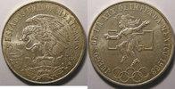 1968 Mexiko Mexique, Mexico, 25 Pesos 1968, TTB+/SUP, KM# 479.1 ss+/vz  20,00 EUR  zzgl. 7,00 EUR Versand