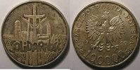 1990 Pologne Pologne, Poland, 100000 Zlotych 1990  SUP, KM# Y196.1 vz  45,00 EUR  zzgl. 7,00 EUR Versand