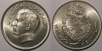 1196 Iran Iran, 20 Rials 1974 , SUP+/SPL, KM# 1196 vz+  20,00 EUR  zzgl. 7,00 EUR Versand