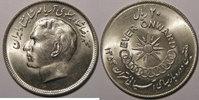 1196 Iran Iran, 20 Rials 1974, SUP+/SPL, KM# 1196 vz+  20,00 EUR  zzgl. 7,00 EUR Versand