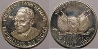 1960 Niger  Monnaie étrangère, Niger, 1000 Francs 1960   75,00 EUR