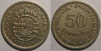 Mozambique  Monnaie trangre, Mozambique, 50 Centavos 1950