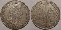 1692 LOUIS XIV (1643-1715) Monnaie royale, Louis XIV, 1/4 d'écu aux 8 ... 445,00 EUR Gratis verzending