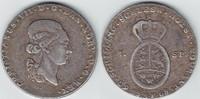Speciestaler zu 60 Schilling 1808 B Schleswig-Holstein 'Christian VII. ... 229,00 EUR  zzgl. 6,00 EUR Versand