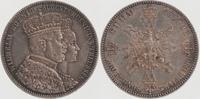 Brandenburg-Preussen Krönungstaler 1861 fast vorzüglich Wilhelm I. 1861-... 37,00 EUR  zzgl. 4,00 EUR Versand