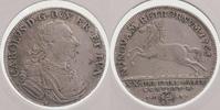 Braunschweig-Wolfenbüttel 2/3 Taler 1765 sehr schön + Karl I. 1735-1780 75,00 EUR  zzgl. 6,00 EUR Versand